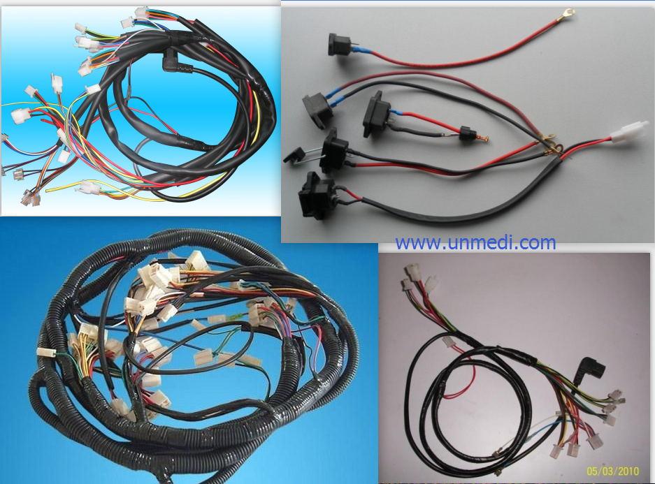 电动车连接线生产厂家-电瓶车连接线
